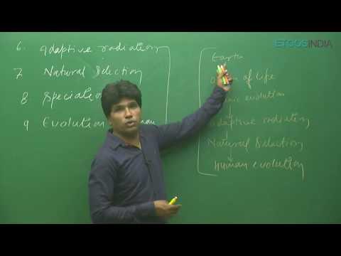 NEET I Biology I Evolution I M. Asad Qureshi(MAQ)Sir from ETOOSINDIA.COM