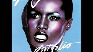 Grace Jones - I need a man  (1979)