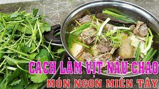 Vịt Nấu Chao - Cách Làm Vịt Nấu Chao đơn giản  - Hồng Thanh Food