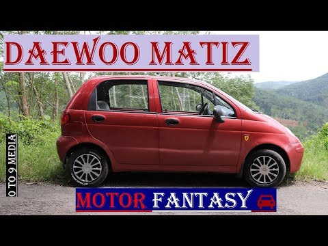 Daewoo Matiz Review | Old is Gold | Motor Fantasy 🚘 | 0to9media