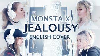 ⚪ MONSTA X - JEALOUSY (English Cover)
