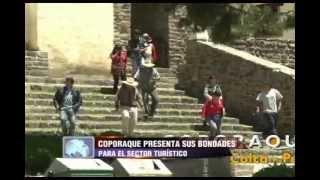 Distrito de Coporaque presenta sus bondades