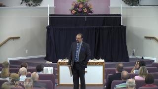 Minor Prophets: Joel - Kerry Williams - 07-15-18-pm