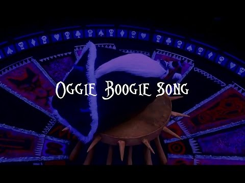 Oogie Boogie Song (lyrics)
