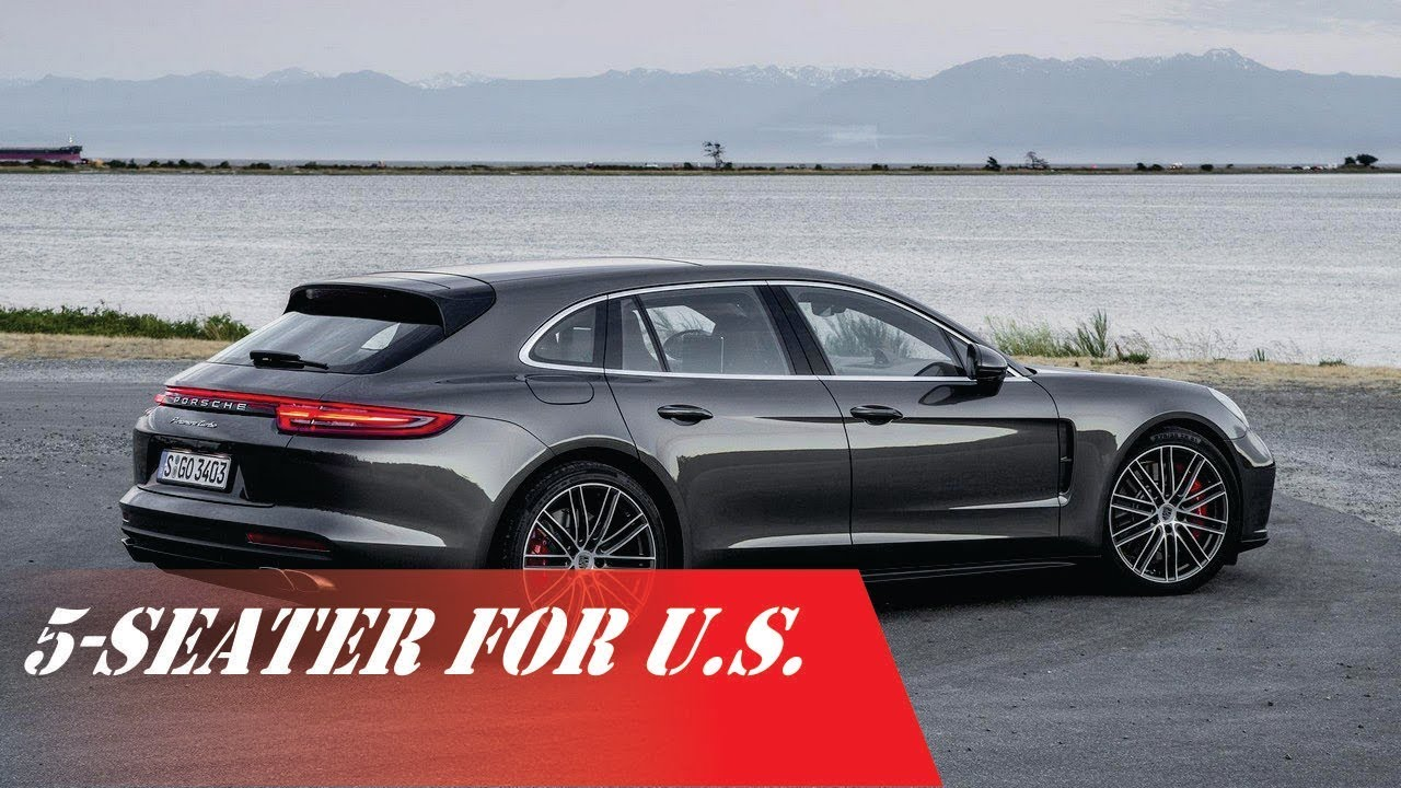 AWESOME... 2018 Porsche Panamera 5 Seater - YouTube