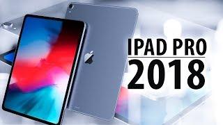 ¿Será así el iPad Pro 2018?