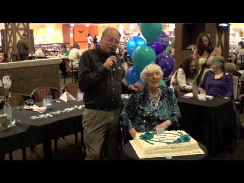 Margo's 100th Birthday Celebration