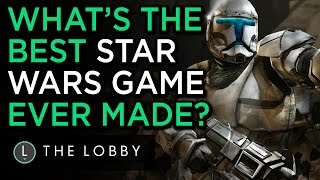 What are the Best Star Wars Games Ever Made? - The Lobby