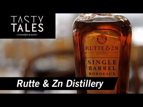 Rutte & Zn Distillery (Dordrecht) • Tasty Tales
