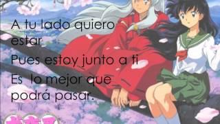 Grip 4° Opening de Inuyasha, Version Original Completa en Español Latino (Letra)