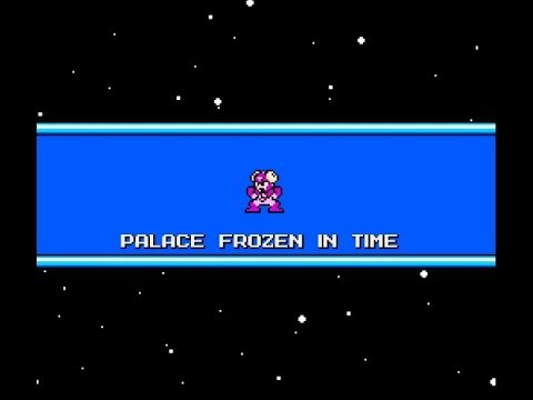 MMM - palace frozen in time