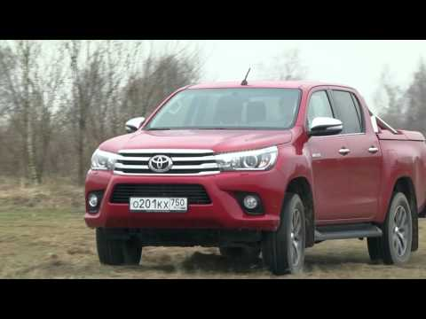 Toyota Hilux. Моторы 228