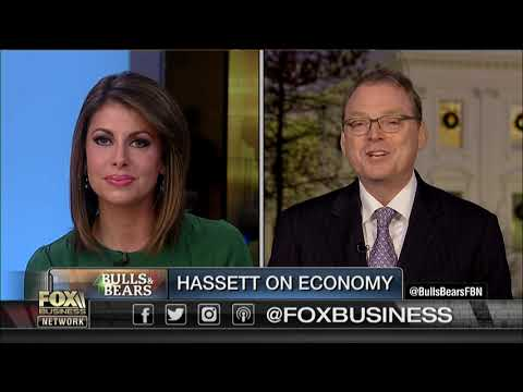 Kevin Hassett: China's economy has slowed down significantly