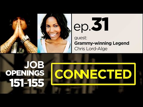 #IZCONNECTED 31 | A1 Audio Operator Job in NYC +4 More Grind Opps 151-155