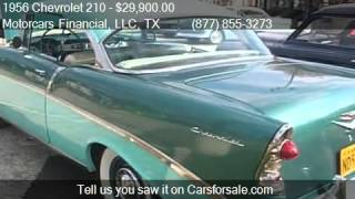 1956 Chevrolet 210 For Sale Sedan for sale in Headquarters i