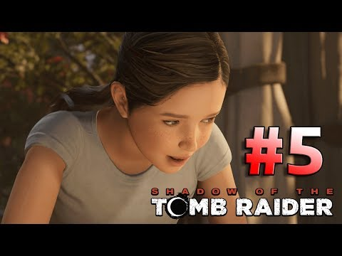 Shadow Of The Tomb Raider - Gameplay - Part 5 - Childhood Memories