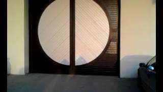 видео Ворота распашные Premium ширина 3000 высота 1800