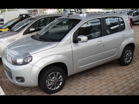 Fiat Uno Vivace Italia Www Car Blog Br Youtube