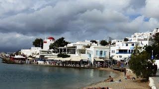 MYKONOS - the Famous Greek Island in the Aegean Sea