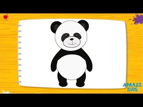 Рисунки карандашом для начинающих видео уроки животных