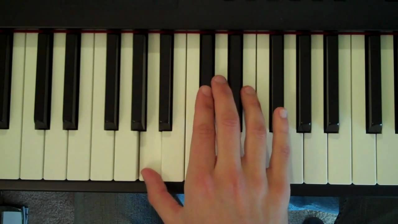 How to play an a6 chord on piano youtube how to play an a6 chord on piano hexwebz Gallery