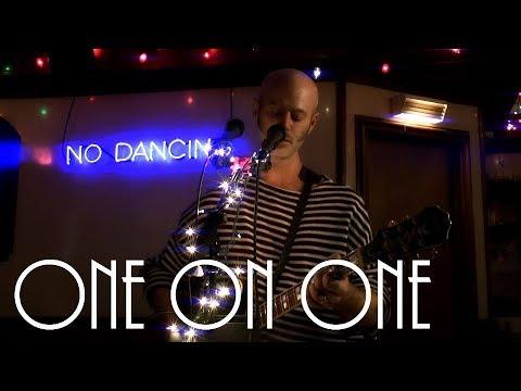 One On One: Craig Wedren December 19th, 2017 Long Island Bar Brooklyn, NYC Complete Set