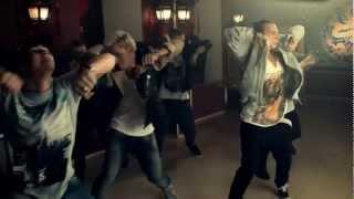 Танцевальная постановка в клипе Влада Соколовского