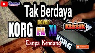 Download lagu TAK BERDAYA Karaoke Tanpa Kendang MP3