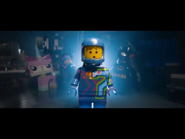 Lego Movie: All Spaceship Scenes