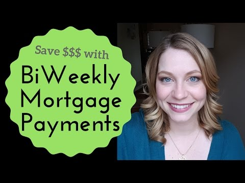 What happens if i pay my mortgage bi weekly