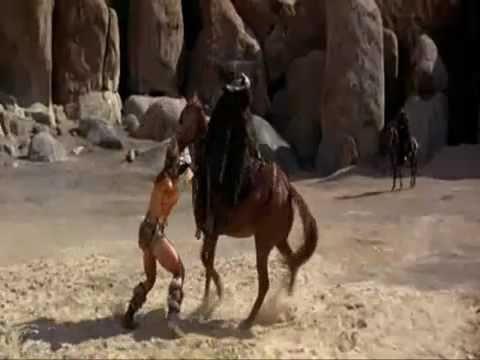 Conan vs Horse And Camel thumbnail