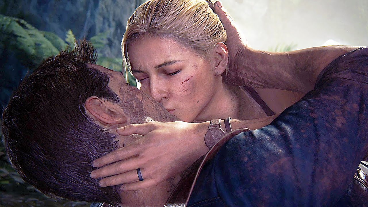 UNCHARTED 4 All Cutscenes Full Movie