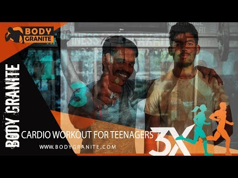 Weight loss Cardio in || Magic Cardio Workout for Teenagers || Men and Women Magic cardio exercises
