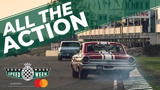 Goodwood SpeedWeek 2020 day 1 full day | F1, Rally, Le Mans, touring cars and more