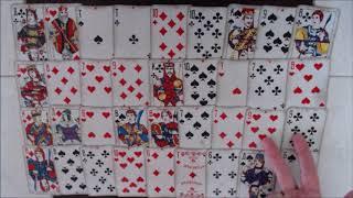 ЧТО ЖДЕТ ДАМУ ДО КОНЦА ГОДА? Онлайн гадание на игральных картах. Для женщин.