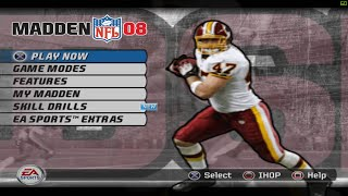 Madden NFL 08 on PC!!