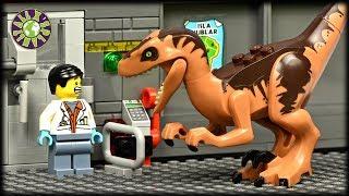 Lego Jurassic World. Dinosaurs Attack.