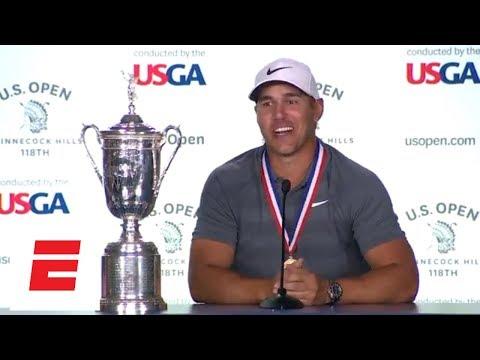 Brooks Koepka Calls Back-to-back U.S. Open Wins 'extraordinary' | ESPN