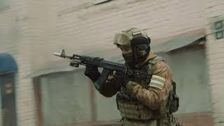 Новости Тулы: спецназ Росгвардии провёл тактические учения