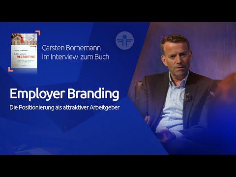 ➤ Employer Branding - Positionierung als attraktiver Arbeitgeber