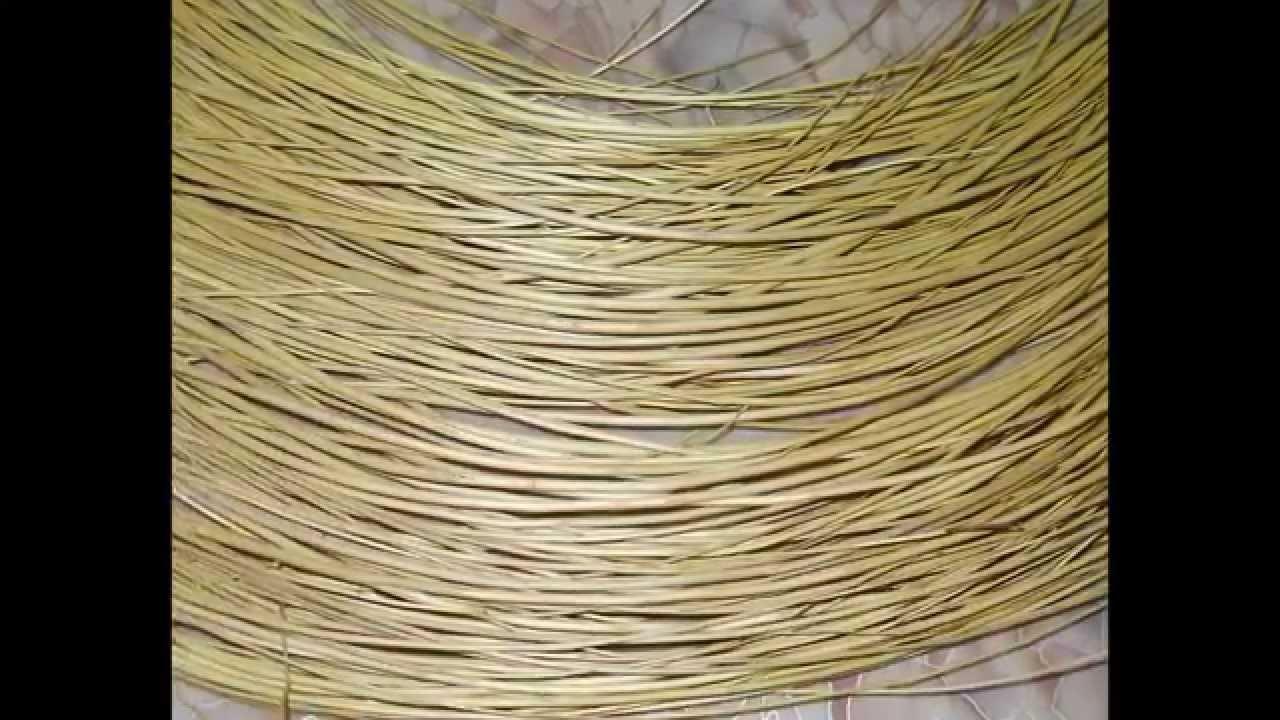 Инструмент и приспособления для обработки лозы и плетения. Перед тем как приступить к расщеплению ивовых прутьев на пластины и шины,