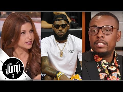 What would be a successful season for LeBron, Lakers in 2018/19 | The Jump | ESPN
