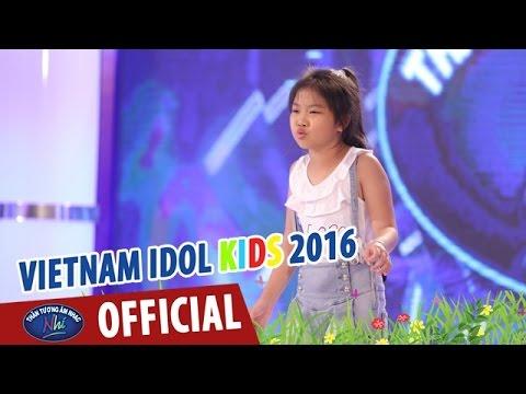 VIETNAM IDOL KIDS - THẦN TƯỢNG ÂM NHẠC NHÍ 2016 - CHẠY, NOBODY