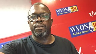 Watch The WVON morning Show...Today we'll talk to Otis Wilson!