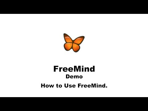 How to Use FreeMind