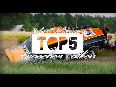 TOP 5 | KRASCHER RAKT NER I DIKET
