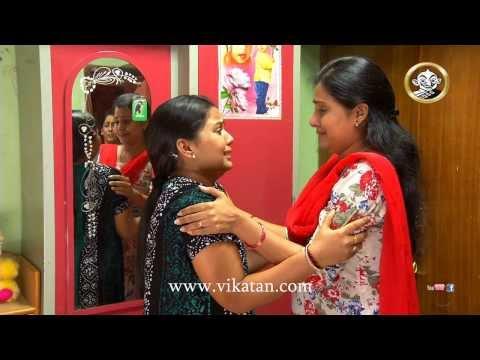 Thulasi motivates Deepa