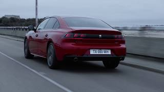 2019 Peugeot 508 - First Drive Video Review