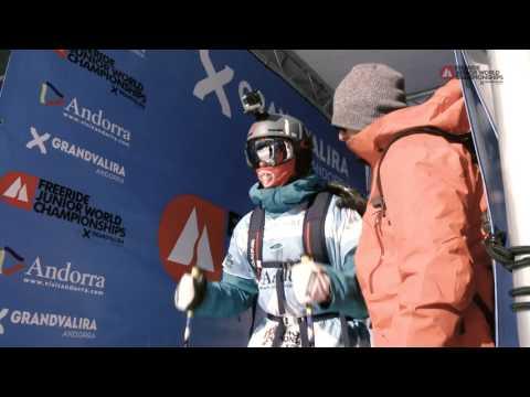 Best Of - Freeride Junior World Championships 2016