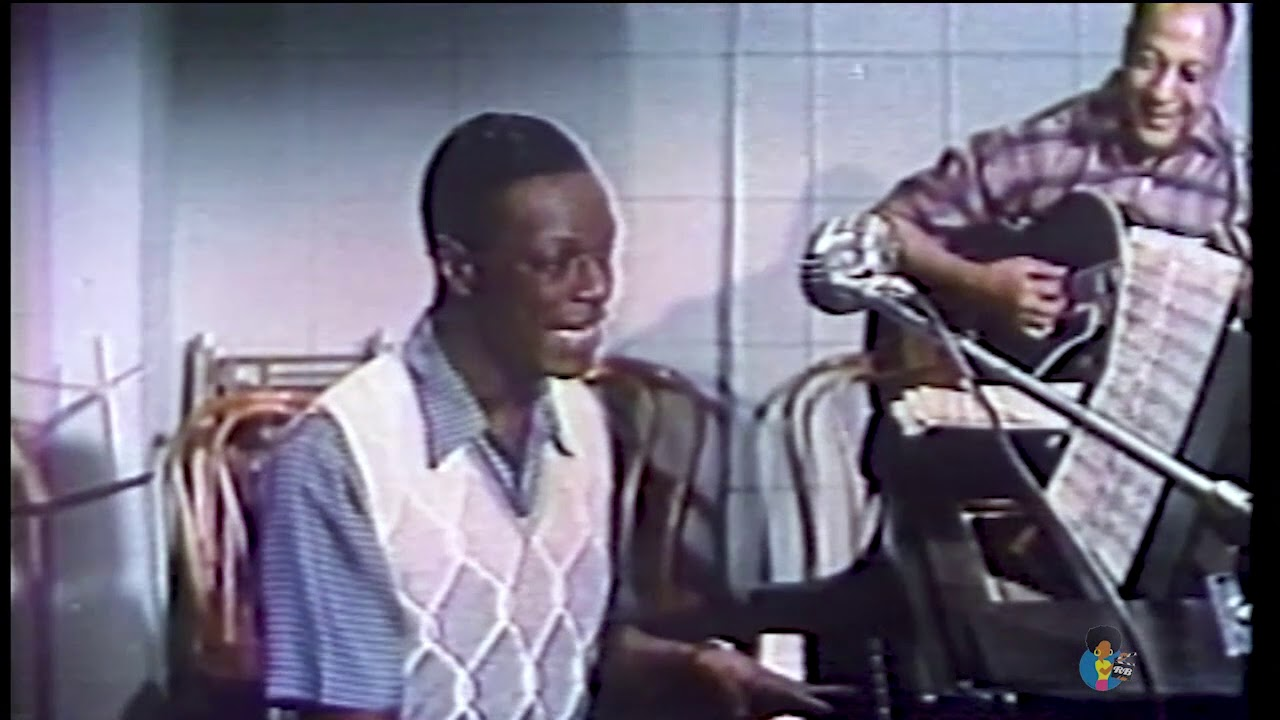 "Nat ""King"" Cole - Straighten Up and Fly Right (1955) Dolemite Origins"